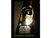 Star Wars Trilogy - Special Edition VHS Video Box Set