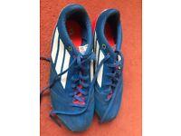 Adidas Athletic Spikes Size UK 5.5