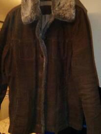 Dash ladys jacket ,brown