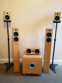 Eltax 5.1 surround system