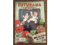 Futurama box sex DVD