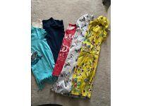Girls Summer Clothes Bundle Age 12