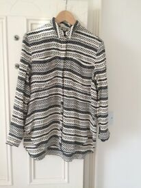 Whistles shirt size 8