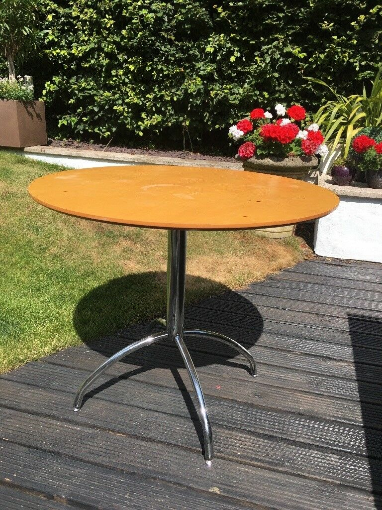 Wooden, dining table, to seat 4
