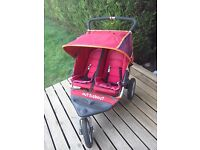 Double buggy: Out 'n' about 360