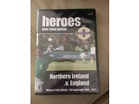 northern ireland football dvd