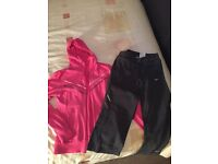 Ladies Nike tracksuit