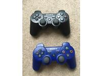 Play Station 3 Controller x2