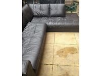Corner sofa need gone
