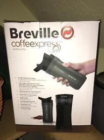 Breville Coffee Express machine