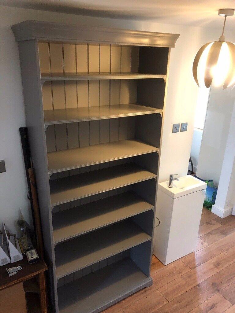Large Bookcase Grey Ikea Liatorp In Southam Warwickshire Gumtree