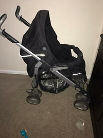 Silver cross 3D push chair