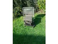 Wychwood Fishing Stool with bag