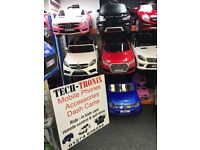 12v Offical Licensed Ride-On Cars From £100, Parental Remote & Self Drive,