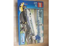 Lego 3181 passenger plane. Brand new set retired