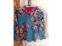 Girls joules long sleeve top 10-11