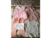 Bundle girls clothes 12-18months all next
