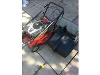 Petrol self propelled rover procut 560 lawnmower