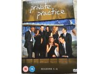 Private Practice - the complete seasons 1 - 6