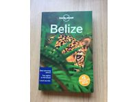 Lonely planet Belize (New)