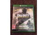 Xbox one cods