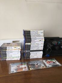 Play station 2 ps2 and games