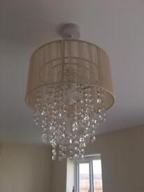 Next lampshades x2
