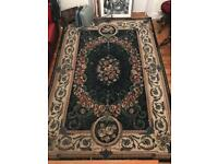 Beautiful large decorative rug 200cmx290cm