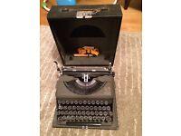 Vintage typewriters (1940's and 1970's)