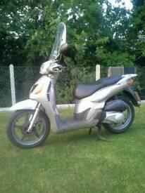 2003 honda sh 125