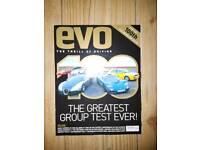 Evo Magazine Issue 100 (collectable)