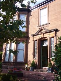 Granny flat available in traditional sandstone house