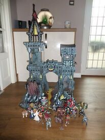 ELC Tower of Doom with 27 figures