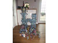 ELC Tower of Doom with 27 figures