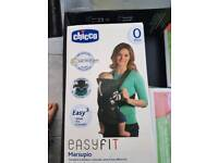 Chico easy fit baby carrier brand new unopened boxe