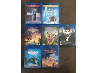 Disney Blu-rays