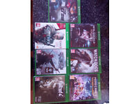 Xbox one games for swap or sale