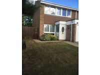 Quiet modern 3 bed house in Royston Hertfordshire near Cambridge and London large back garden