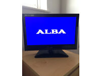 "ALBA AELKDVD1988 19"" LED FREEVIEW DVD COMBI HD READY TV *EXCELLENT CONDITION*"