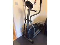 Elliptical Cross Trainer - Horizon Fitness Andes 150