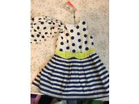 Brand new with tags Age 2-3 summer dress