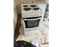 Electric oven good clean working order