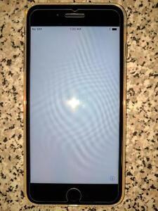 Unlocked Matt Iphone 7 Plus 256 GB with Apple Care Plus September 2018 -Extras- Apple Receipt