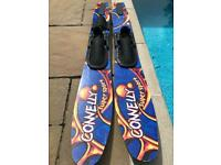 Water skis Connelly junior pair 128cm long