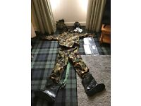 Army Surplus NBC full kit