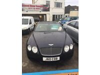 BENTLEY CONTINENTAL GT 6.0 W12 2 DOOR COUPE
