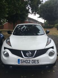 Nissan Juke *FOR SALE* Immaculate Condition. Must see. Low Mileage. 1 previous Keeper.
