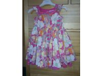 Girls Dress 18-24 months