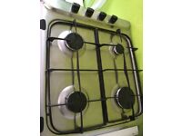 gas 4 rings cooker..Top hob Cheap free delivery