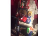 Toy Bundle or sell singles: Top Trumps, Remote Control Car, Water Streamer, Nerf Water Gun